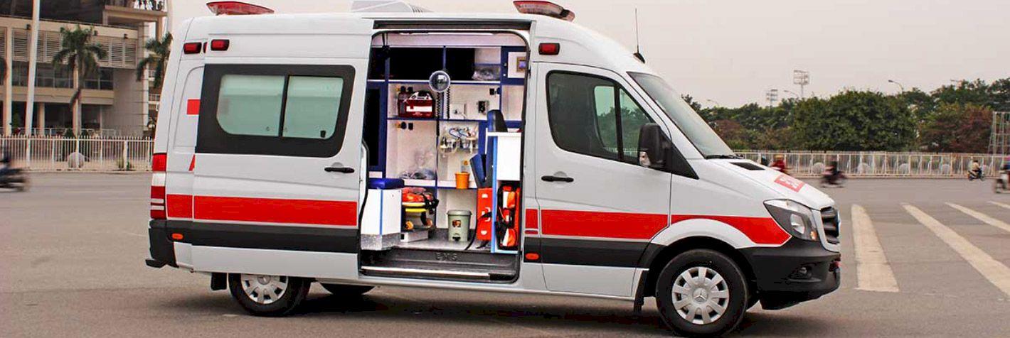 Xe cứu thương bao gồm những gì?