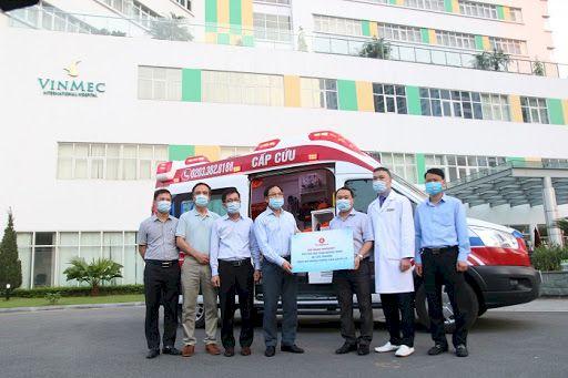HÀ NỘI AMBULANCES cung cấp xe cứu thương hiện đại nhất Việt Nam phục vụ chống dịch COVID-19