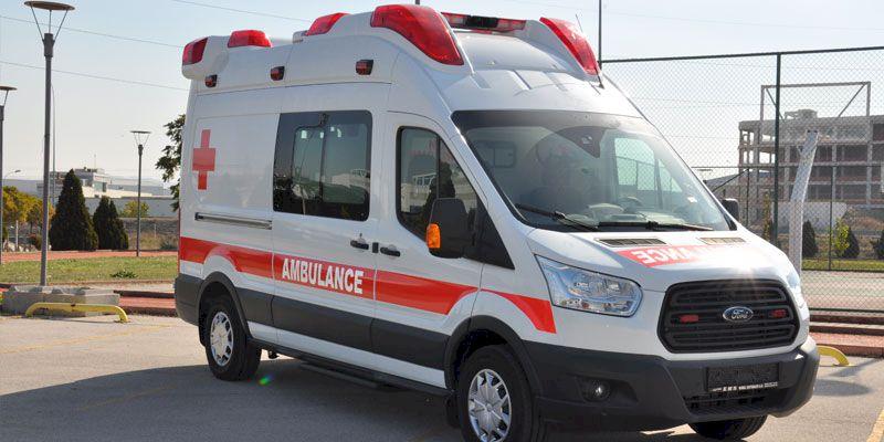 Bảng giá xe ô tô cứu thương, xe cấp cứu mới nhất